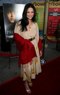 Navi Rawat at the LA premiere of