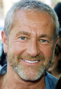 Charlie Adler at the premiere of