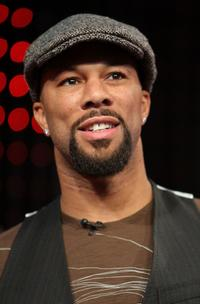 Common at the MTVs Total Request Live.