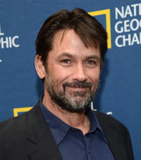 Billy Campbell at the National Geographic Channels'
