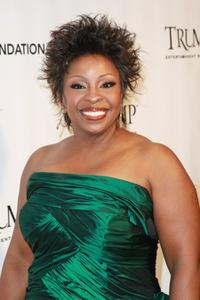 Gladys Knight at the Elton John AIDS Foundation's 7th Annual Benefit