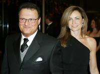 Wayne Knight and wife at the 2003 Presentation of the 18th Annual American Cinematheque Award.
