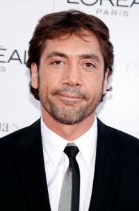 Javier Bardem at the Los Angeles premiere of