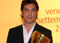Javier Bardem at the 61st Venice Film Festival in Venice, Italy.