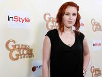 Rumer Willis at the HFPA Salute To Young Hollywood Party.