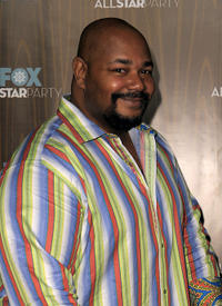 Kevin Michael Richardson at the Fox Winter 2010 All-Star party in California.