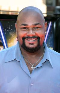 Kevin Michael Richardson at the premiere of
