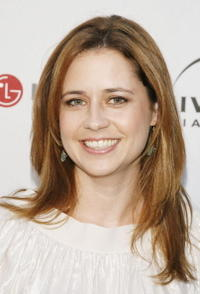 Jenna Fischer at the Universal Media Studios Emmy Party in Malibu, California.