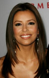 Eva Longoria Parker at the Seventh Annual El Sueno De Esperanza Gala in Los Angeles.