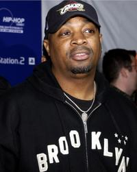 Chuck D at the Playstation 2 And The Hip-Hop Summit Present