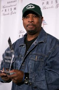 Chuck D at the 9th Annual Multicultural Prism Awards.