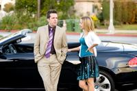 Ed Helms as Paxton Harding and Jordana Spiro as Ivy Selleck in