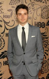Michael McMillian at the HBO's post Emmy Awards.