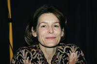 Alice Krige at the Creation Entertainment's Grand Slam XIV: The Sci-Fi Summit.
