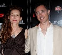 Alice Krige and Anthony Fabian at the UK premiere of