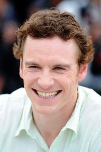 Michael Fassbender at the 62nd International Cannes Film Festival.