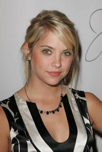 Ashley Benson at the debut of Jaime Pressly's Spring/Summer 2008 J'aime Collection.