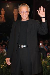 Christopher Lambert at the premiere of