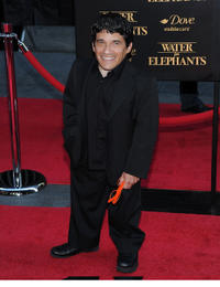 Mark Povinelli at the New York premiere of