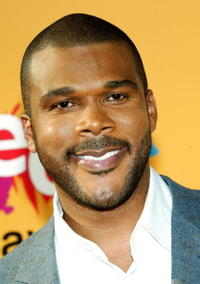 Tyler Perry at the 2005 BET Comedy Icon Awards in Pasadena, California.