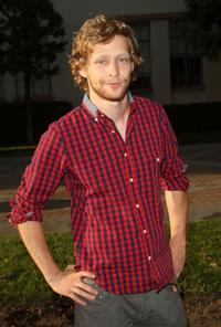 Johnny Lewis at the season two premiere of