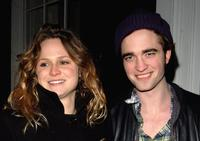 Robert Pattinson and a Guest at the re-launch of bi-annual Loaded Fashion.