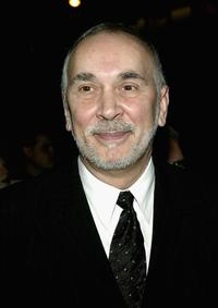 Frank Langella at the 49th Annual Drama Desk Awards.