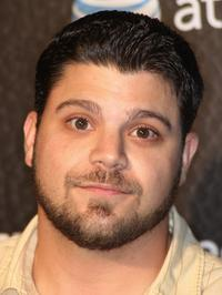 Jerry Ferrara at the Launch Party for the New Blackberry Bold telephone.