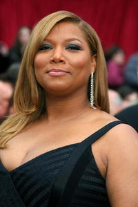 Queen Latifah at the 79th Annual Academy Awards.