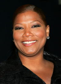 Queen Latifah at the N.Y. screening of