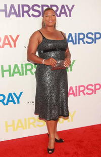 Queen Latifah at the N.Y. premiere of