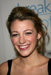 Blake Lively at the Hollywood Life magazine's 6th Annual Breakthrough Awards.