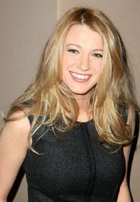 Blake Lively at the private screening of