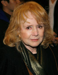 Piper Laurie at the opening night of