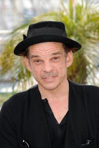 Denis Lavant at the screening of