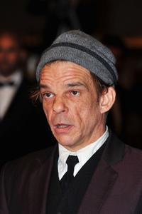 Denis Lavant at the premiere of