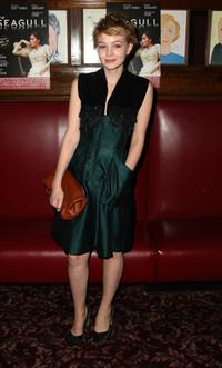 Carey Mulligan at the after party of the opening night of