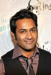 Samrat Chakrabarti at the world premiere of