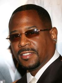 Martin Lawrence at the premiere of