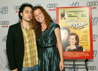 Keaton Simons and Tanna Frederick at the world premiere of