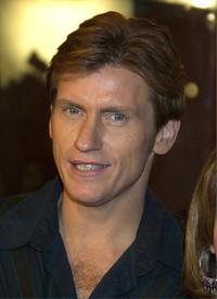 Denis Leary at the benefit evening for the Michael J. Fox Foundation for Parkinson's Research.