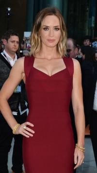 Emily Blunt at the opening night gala premiere of