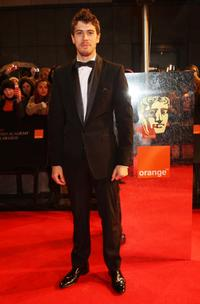 Toby Kebbell at the Orange British Academy Film Awards 2009.
