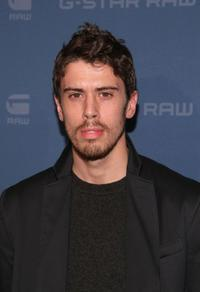 Toby Kebbell at the G Star Fall 2009 fashion show during the Mercedes-Benz Fashion Week.