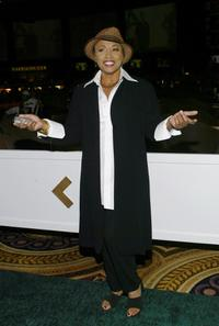 Jennifer Lewis at the after party of