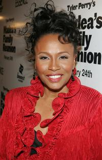 Jennifer Lewis at the premiere of
