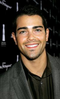 Jesse Metcalfe at the Rodeo Drive walk of style awards ceremony.