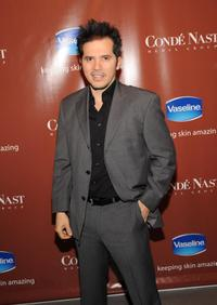 John Leguizamo at the Vaseline and Conde Nast Media Group