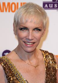 Annie Lennox at the Glamour Woman Of The Year Awards.
