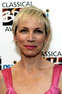 Annie Lennox at the Classical Brit Awards 2008.